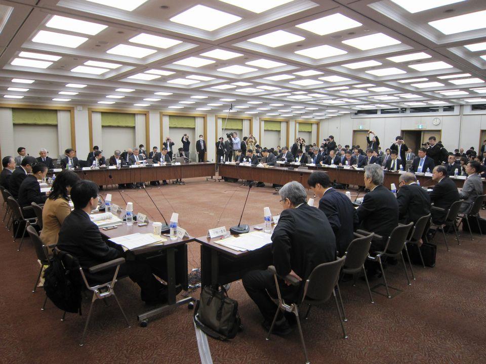 1月26日に開催された、「第387回 中央社会保険医療協議会 総会」