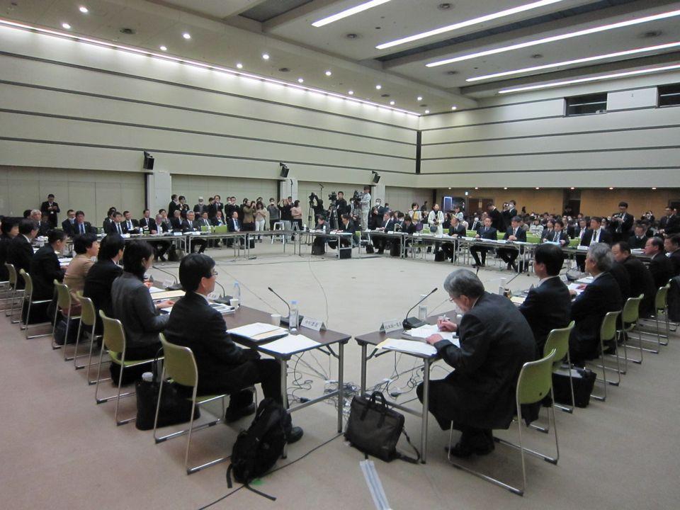2月7日に開催された、「第389回 中央社会保険医療協議会 総会」