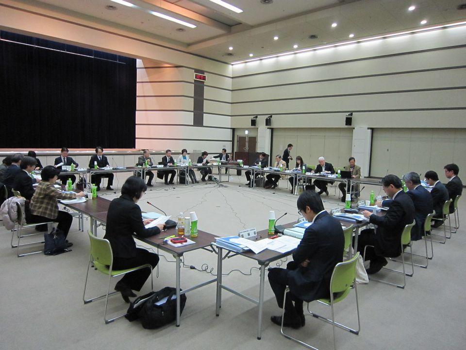 2月23日に開催された、「第5回 人生の最終段階における医療の普及・啓発の在り方に関する検討会」
