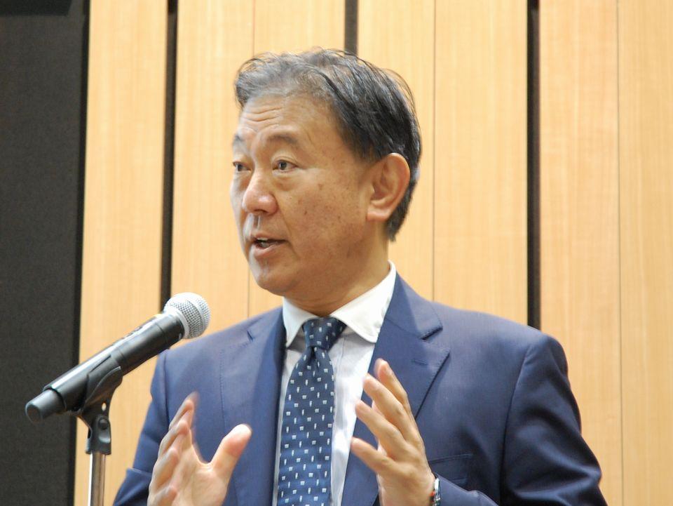 3月24日のGHC診療報酬改定セミナーに登壇された、厚生労働省の鈴木泰裕医務技監