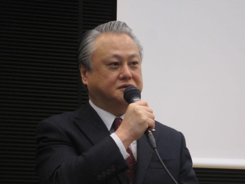 3月5日に開催された2018年度の診療報酬改定説明会で、冒頭に挨拶を行った厚生労働省保険局の鈴木俊彦局長