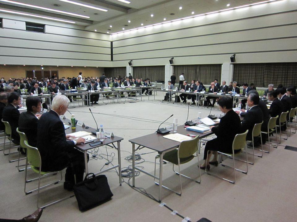3月7日に開催された、「第390回 中央社会保険医療協議会 総会」