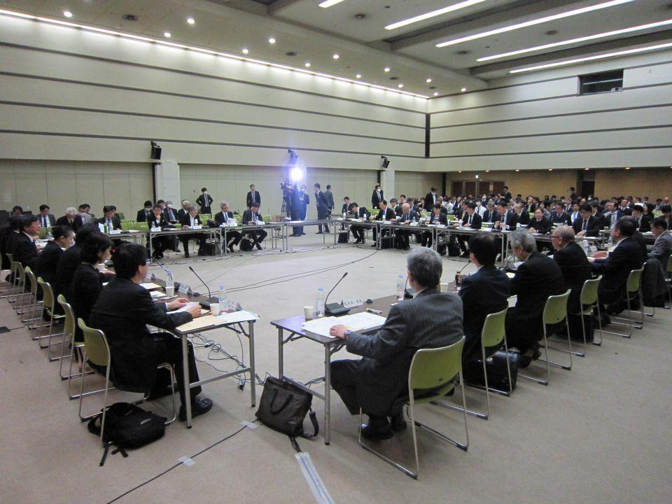 3月7日に開催された、「第7回 中央社会保険医療協議会 費用対効果評価専門部会・薬価専門部会・保険医療材料専門部会合同部会」