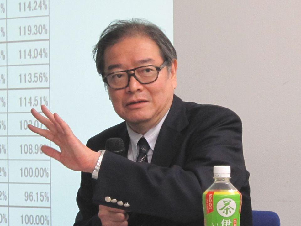 瀬戸泰之実務委員長:東京大学大学院医学系研究科消化管外科学・代謝内分泌外科学教授