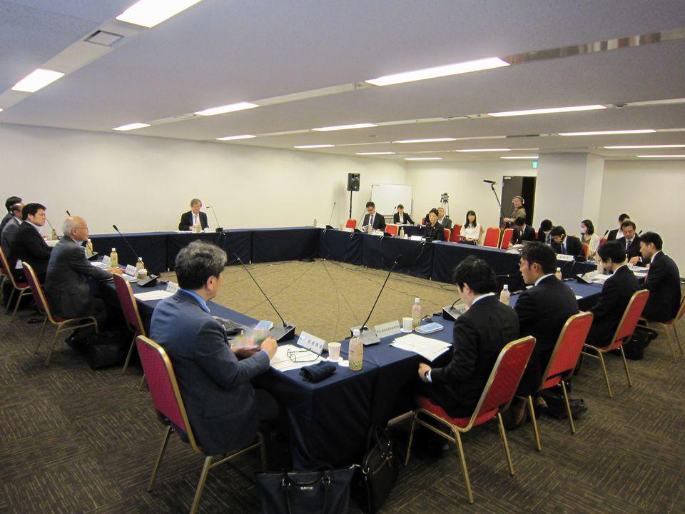 3月29日に開催された、「第3回 情報通信機器を用いた診療に関するガイドライン作成検討会」