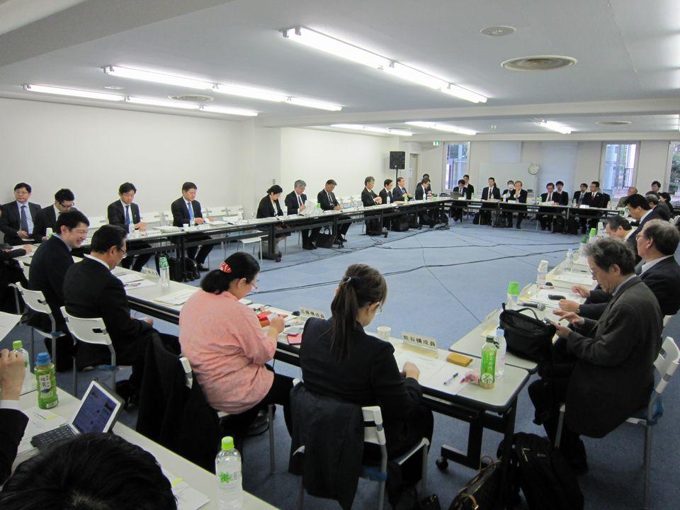 3月29日に開催された、「第1回 医療等分野情報連携基盤検討会」