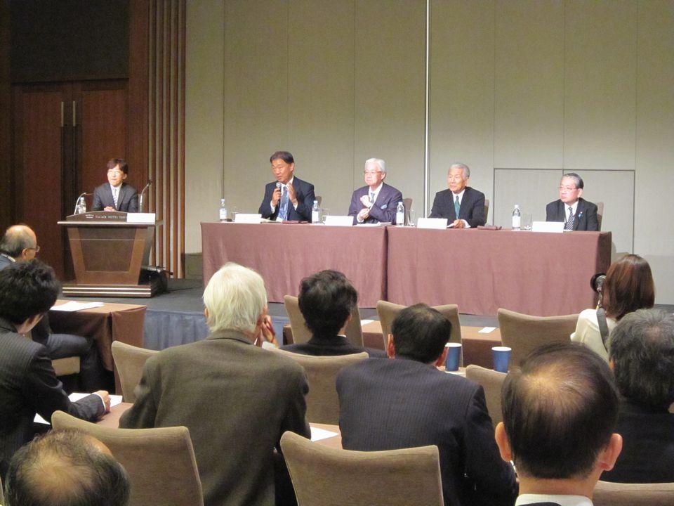 4月2日、日本介護医療院設立記念シンポジウムが開催された