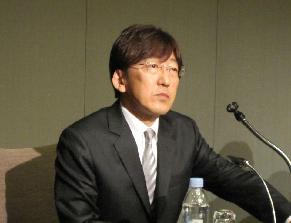 日本介護医療院協会の江澤和彦会長