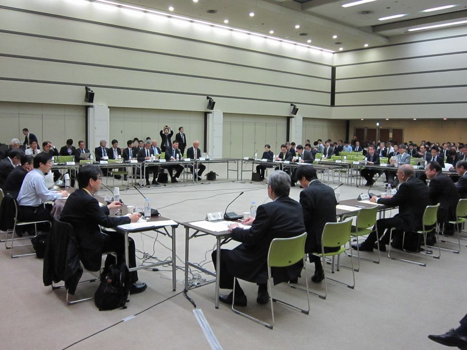 4月25日に開催された、「第392回 中央社会保険医療協議会 総会」