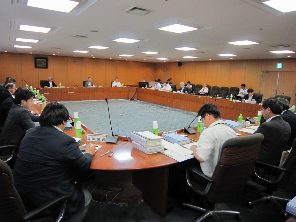 5月16日に開催された、「第13回 地域医療構想に関するワーキンググループ」