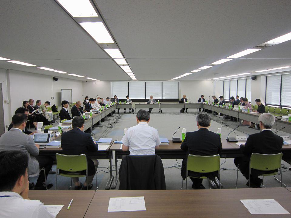 5月21日に開催された、「第20回 医療従事者の需給に関する検討会 医師需給分科会」
