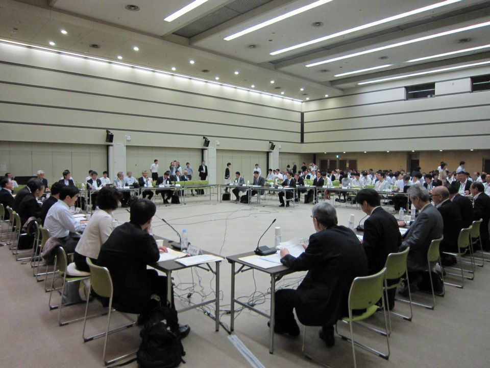 5月23日に開催された、「第394回 中央社会保険医療協議会 総会」