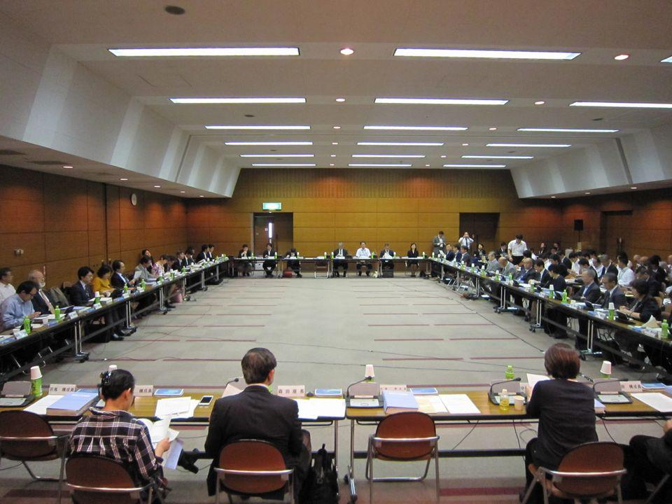 5月28日に開催された、「第6回 医療従事者の需給に関する検討会」と「第21回 医師需給分科会」との合同開催