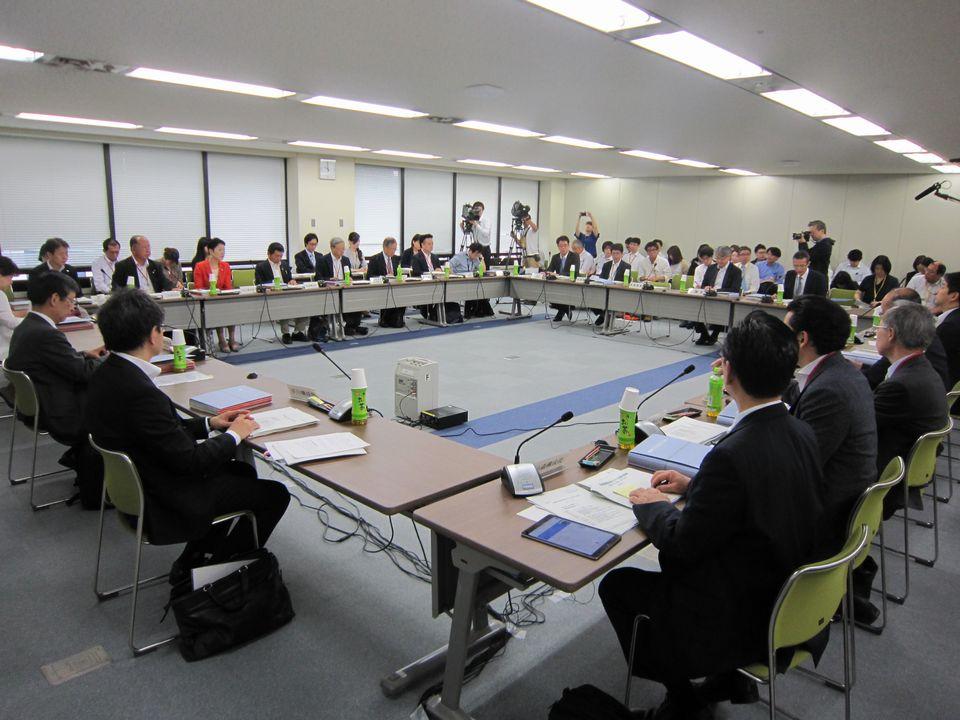5月31日に開催された、「第9回 医療情報の提供内容等のあり方に関する検討会」