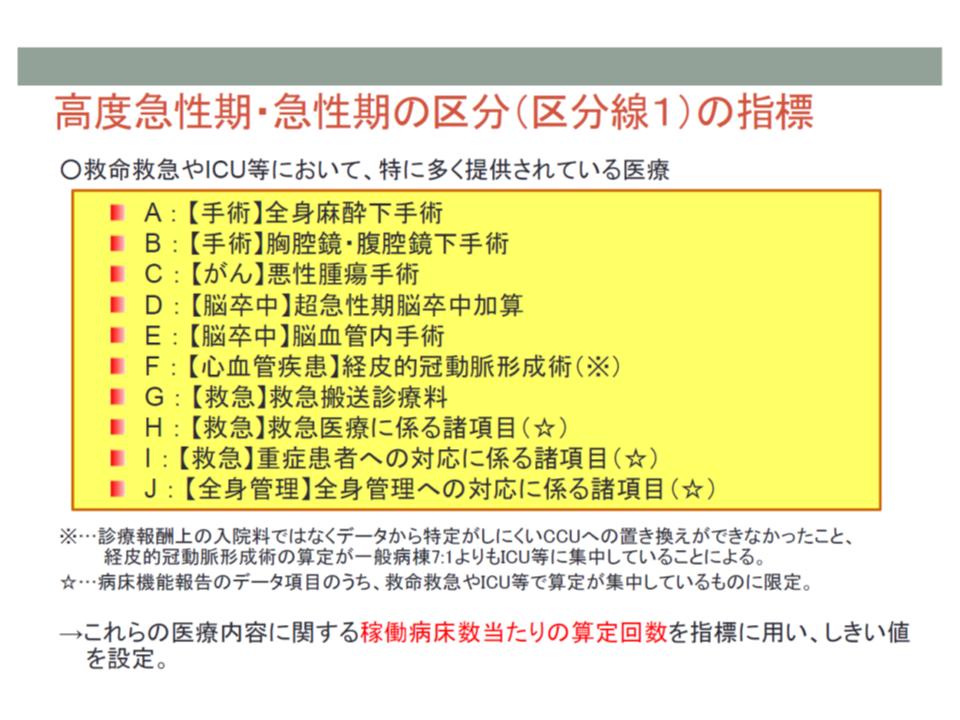 地域医療構想ワーキング(1)の2(埼玉の定量基準) 180615