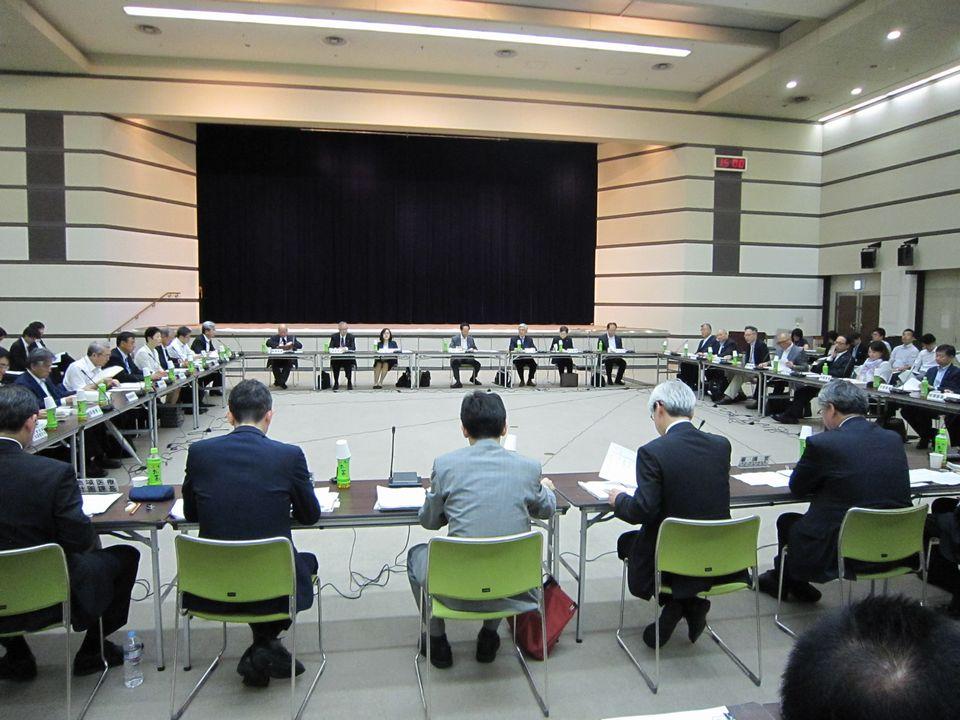6月6日に開催された、「第62回 社会保障審議会 医療部会」