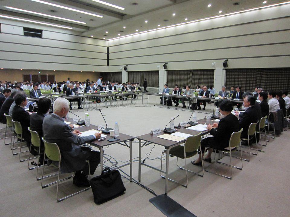 6月13日に開催された、「第395回 中央社会保険医療協議会 総会」
