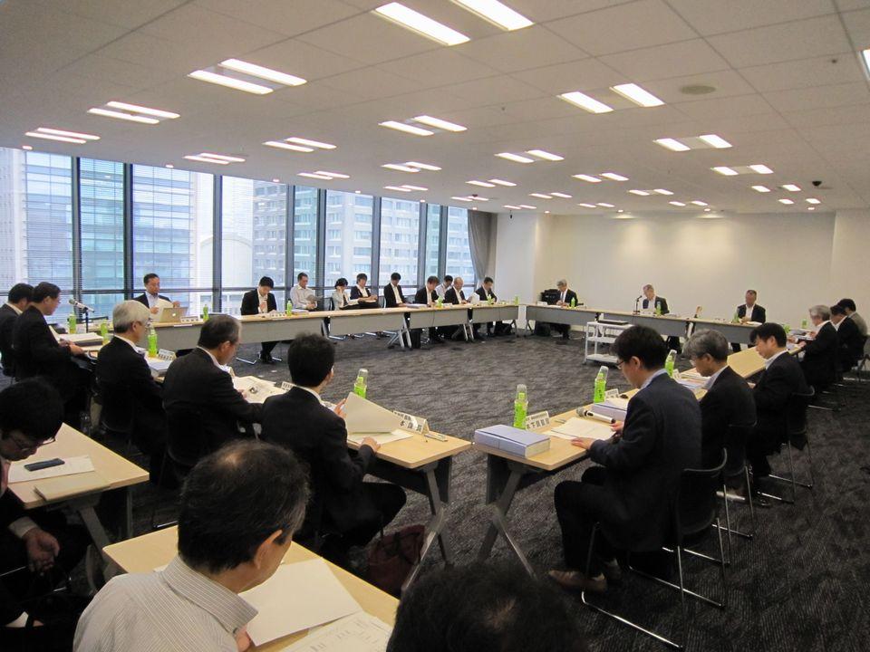 6月15日に開催された、「第14回 地域医療構想に関するワーキンググループ」