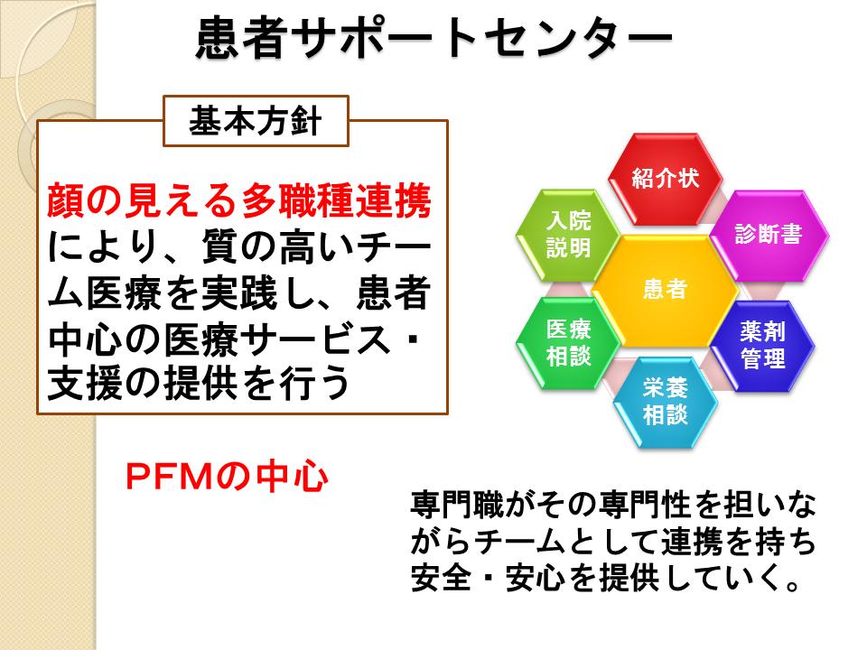 PFMセミナー 西澤先生1 180721