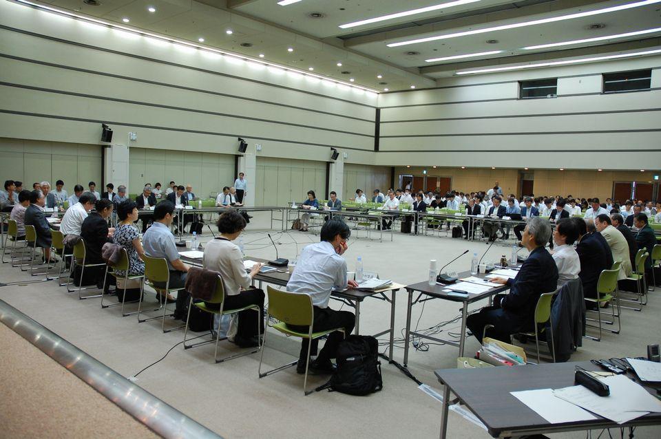 7月18日に開催された、「第397回 中央社会保険医療協議会 総会」