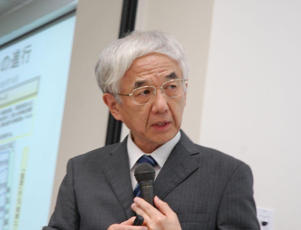 佐久総合病院・佐久医療センターの西澤延宏・副統括院長兼副院長