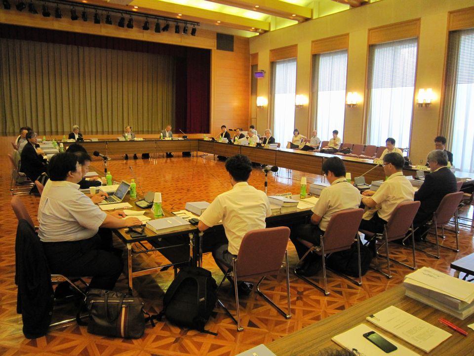 7月20日に開催された、「第15回 地域医療構想に関するワーキンググループ」