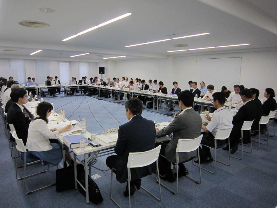 7月26日に開催された、「第2回 医療等分野情報連携基盤検討会」