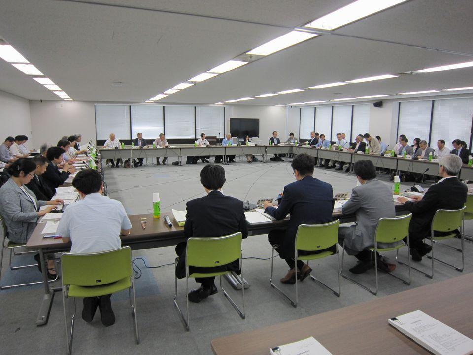 7月27日に開催された、「第63回 社会保障審議会 医療部会」