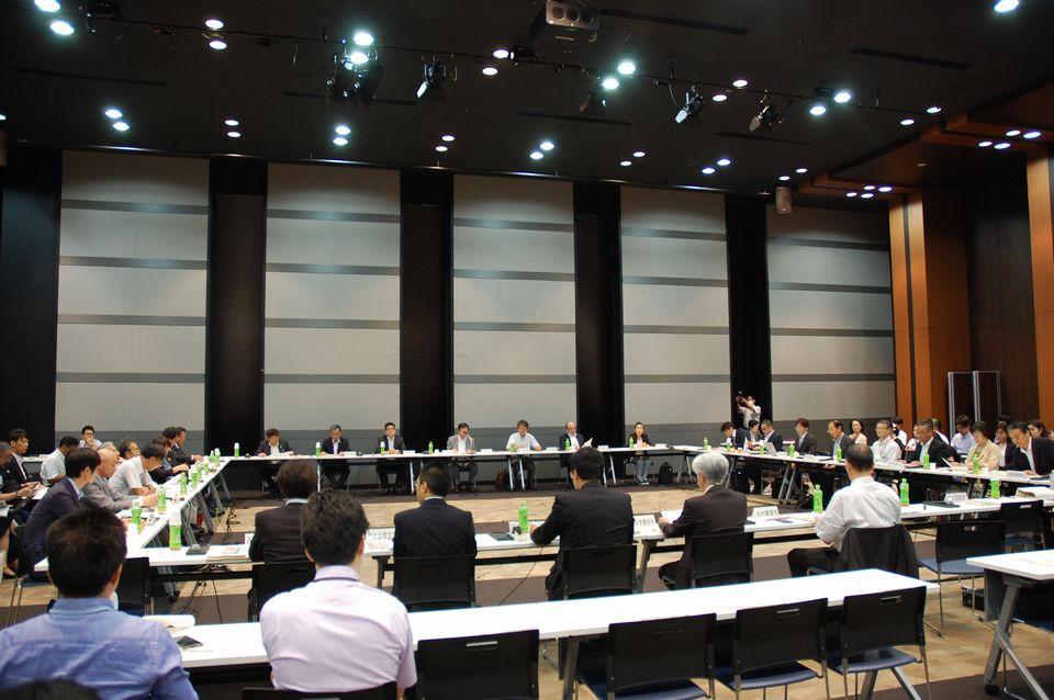 7月26日に開催された、「第74回 社会保障審議会 介護保険部会」