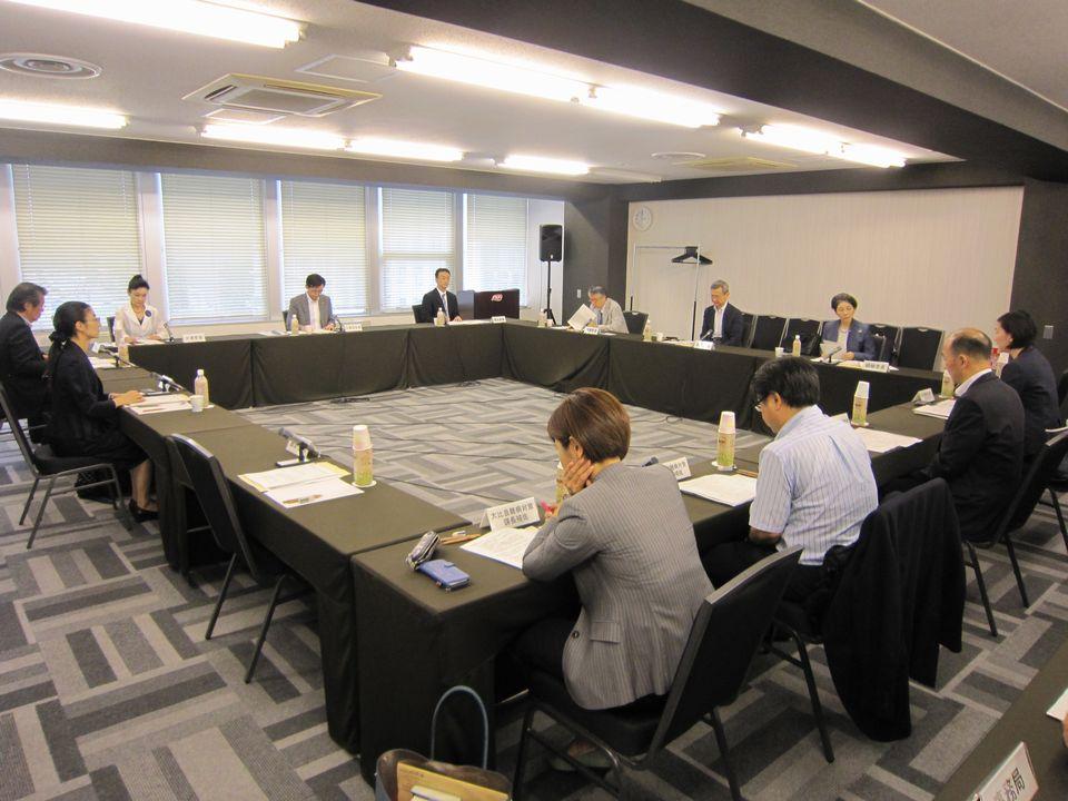 8月9日に開催された、「第25回 厚生科学審議会 疾病対策部会 指定難病検討委員会」