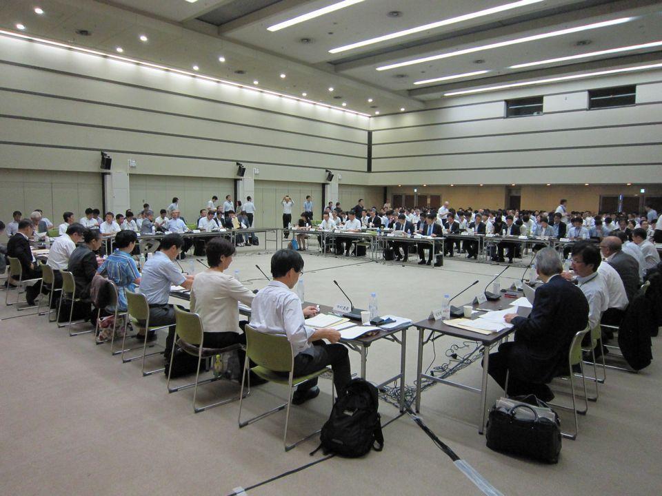 8月22日に開催された、「第398回 中央社会保険医療協議会 総会」