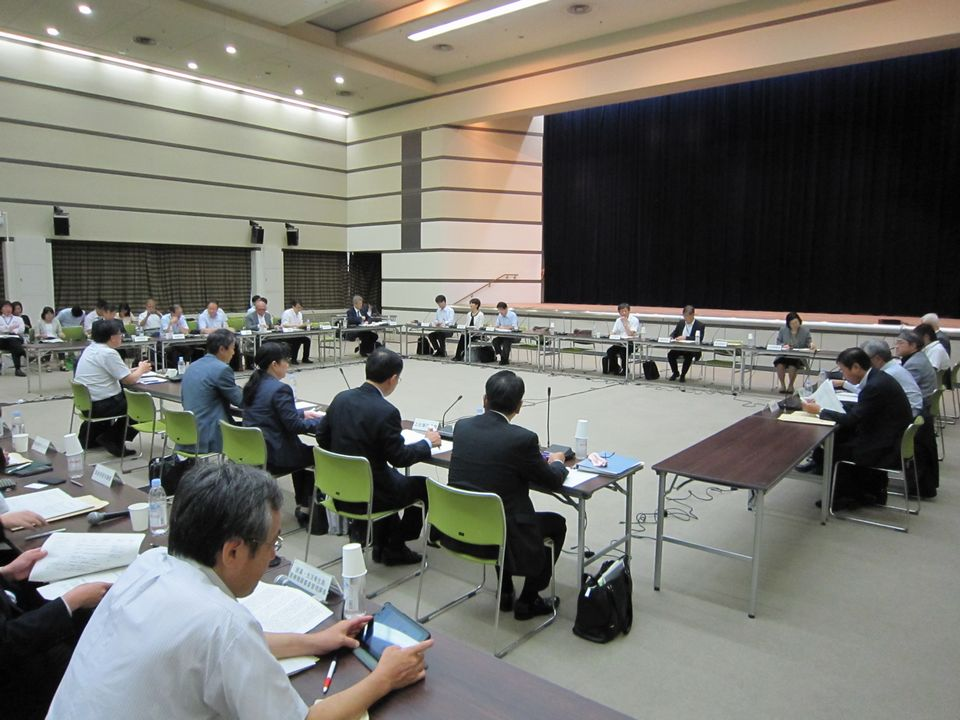8月22日に開催された、「第50回 中央社会保険医療協議会 費用対効果評価専門部会」