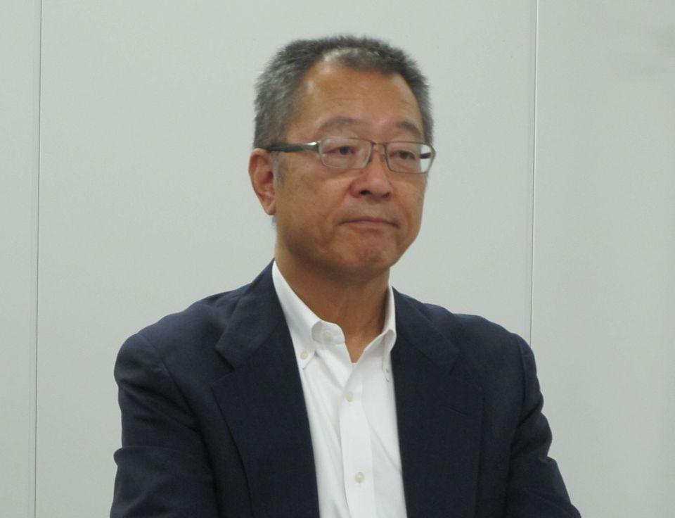 8月22日、四病協総合部会終了後の記者会見に臨み、「訪日外国人への医療確保」や「消費税対応」などについて説明した日本医療法人協会の伊藤伸一会長代行