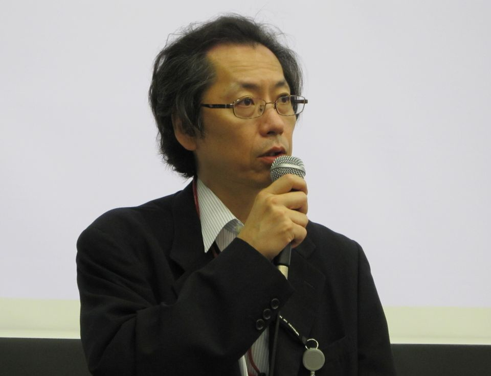 地域医療構想調整会議の活性化が急務と強調した、厚生労働省医政局地域医療計画課の鈴木健彦課長