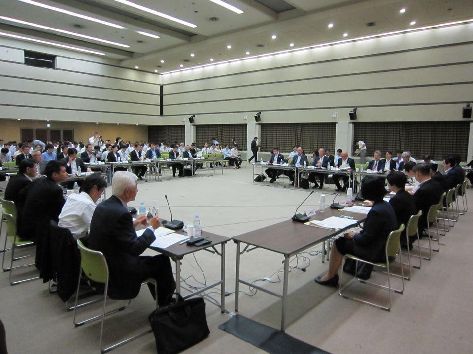 9月19日に開催された、「第17回 診療報酬調査専門組織 医療機関等における消費税負担に関する分科会」