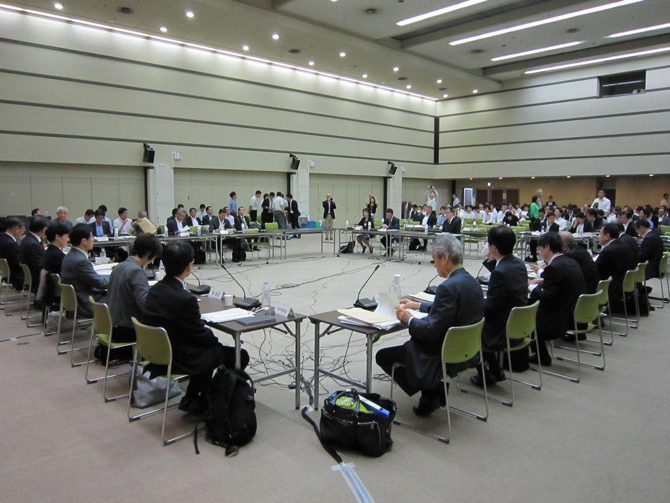 9月26日に開催された、「第399回 中央社会保険医療協議会 総会」