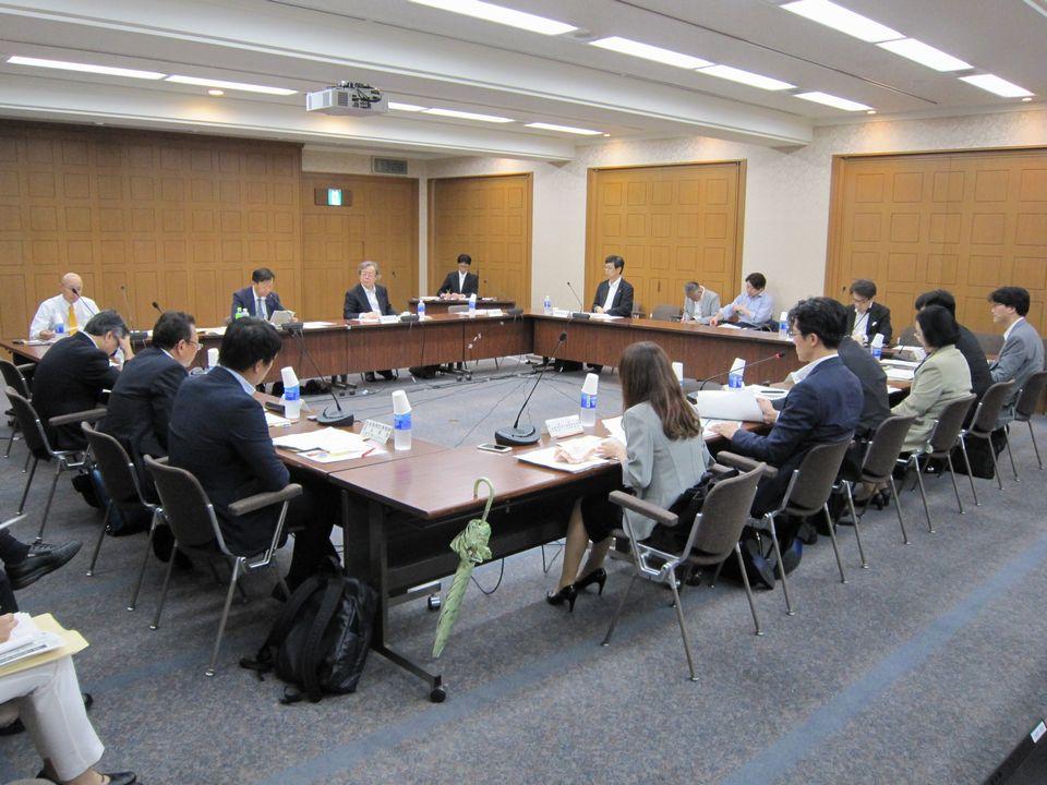 9月27日に開催された、「第7回 医療・介護データ等の解析基盤に関する有識者会議」