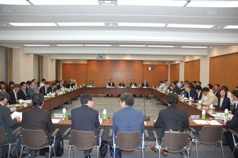 9月26日に開催された、「第64回 社会保障審議会 医療部会」