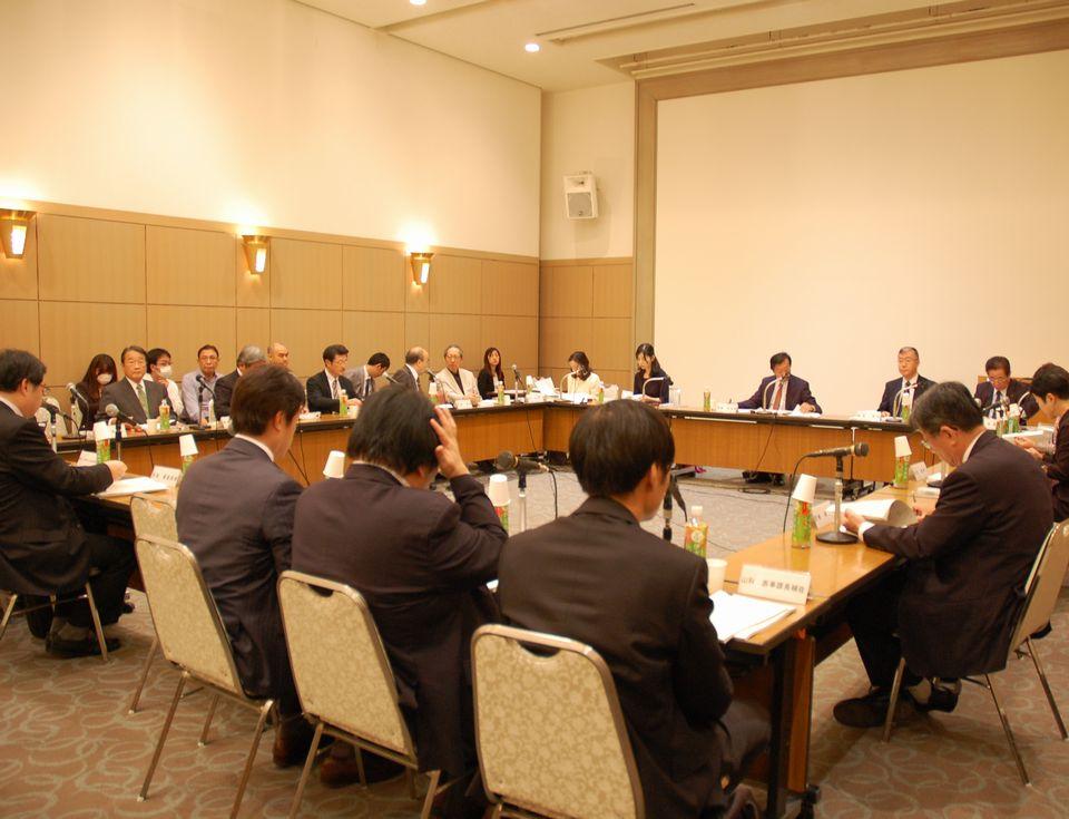 10月16日に開催された、「平成30年度 第2回 医道審議会 医師分科会 医師専門研修部会」