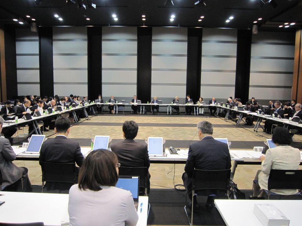 10月15日に開催された、「第162回 社会保障審議会 介護給付費分科会」