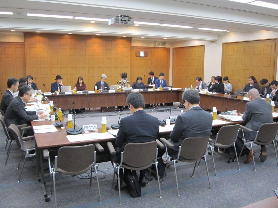 10月22日に開催された「第2回 上手な医療のかかり方を広めるための懇談会」