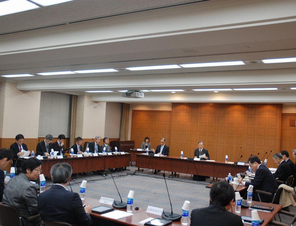 11月22日に開催された、「第12回 患者申出療養評価会議」