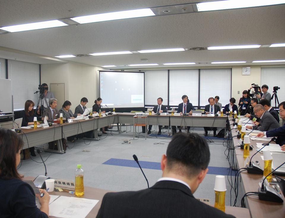 11月12日に開催された「第3回 上手な医療のかかり方を広めるための懇談会」