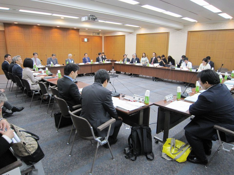 11月12日に開催された、「第7回 在宅医療及び医療・介護連携に関するワーキンググループ」