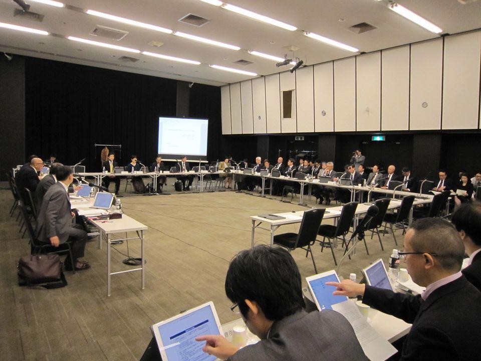 11月14日に開催された、「第48回 中央社会保険医療協議会 調査実施小委員会」