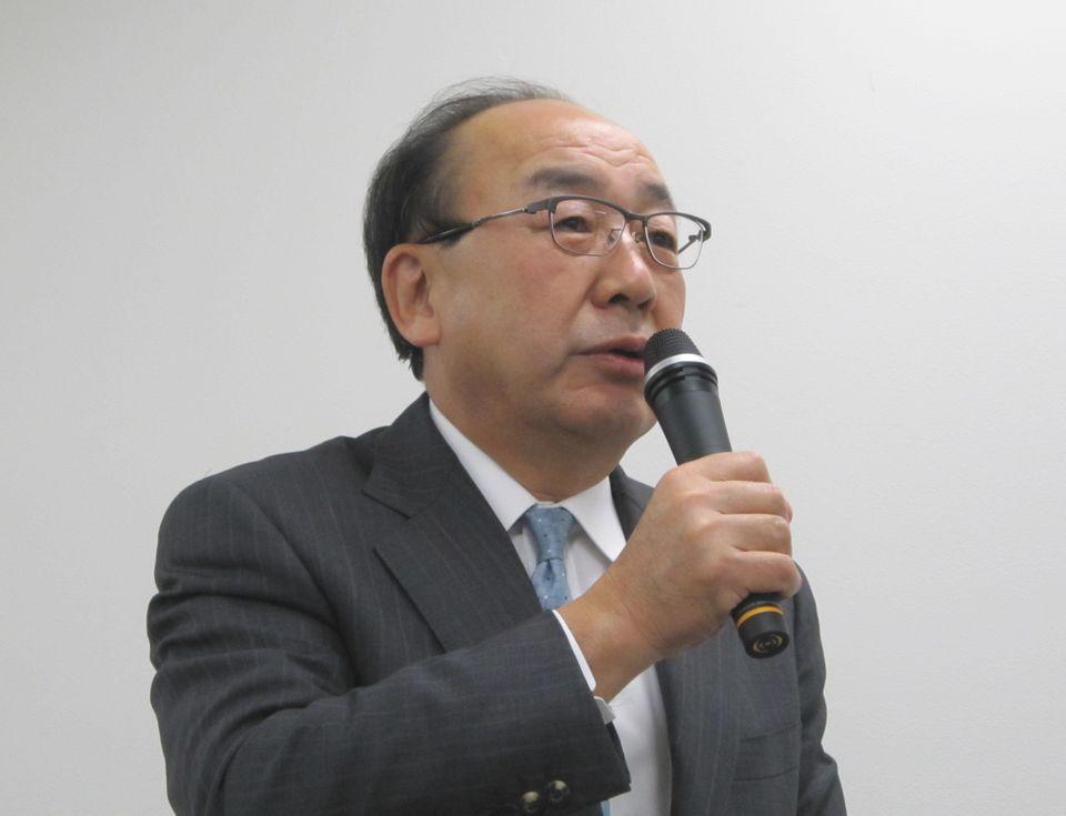 岩中督外保連会長:埼玉県病院事業管理者