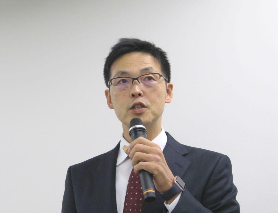 縦隔腫瘍のロボット手術を展望する東京女子医科大学呼吸器外科の神崎正人教授