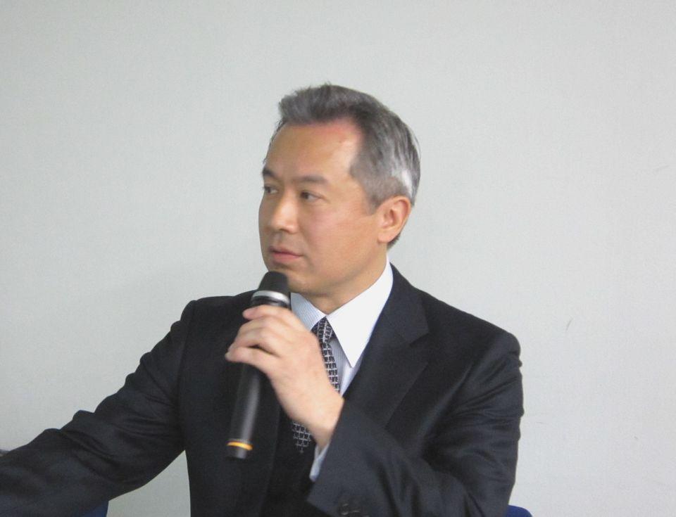 婦人科のロボット手術について展望する東京医科大学産科婦人科学の教室西洋孝主任教授