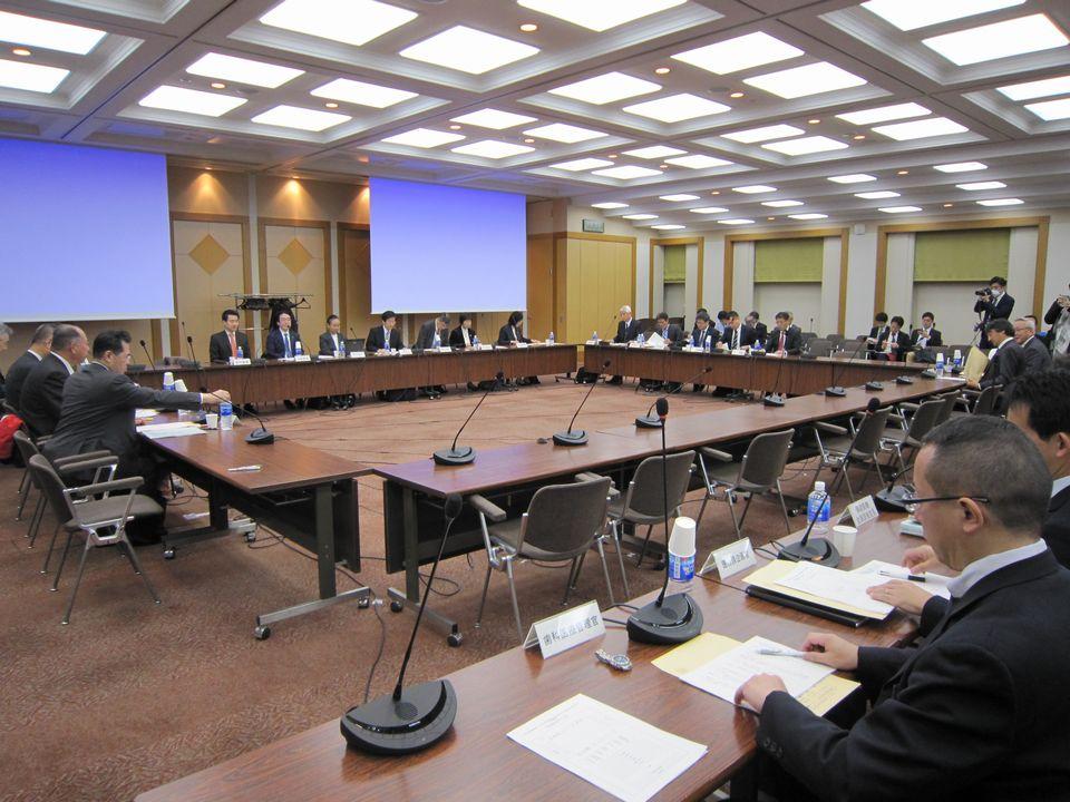 11月21日に開催された、「第19回 診療報酬調査専門組織 医療機関等における消費税負担に関する分科会」