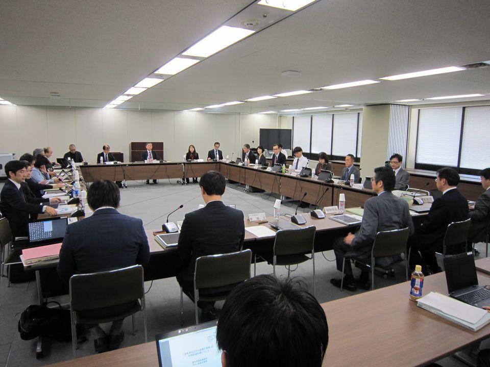 11月21日に開催された、「第71回 がん対策推進協議会」